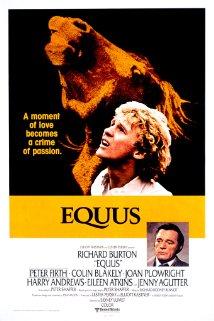 Equus (1977) cover