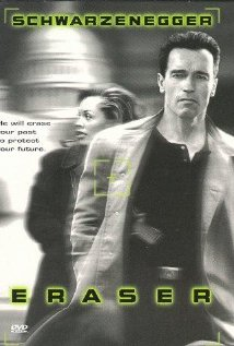 Eraser (1996) cover