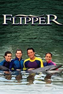 Flipper 1995 poster