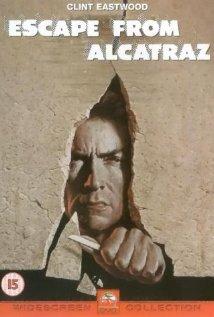 Escape from Alcatraz 1979 poster