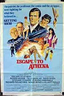 Escape to Athena (1979) cover