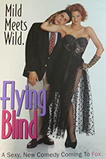 Flying Blind 1992 poster