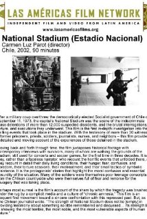 Estadio Nacional (2003) cover