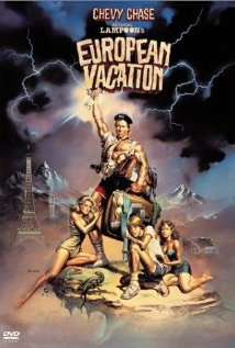 European Vacation (1985) cover