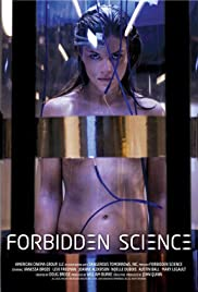 Forbidden Science (2009) cover