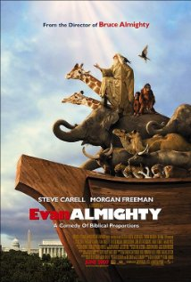 Evan Almighty (2007) cover