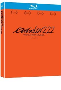Evangelion 2.0 You Can (Not) Advance (2009) cover