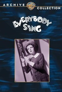 Everybody Sing (1938) cover