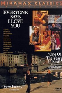 Everyone Says I Love You (1996) cover