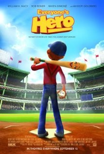 Everyone's Hero (2006) cover