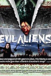 Evil Aliens (2005) cover