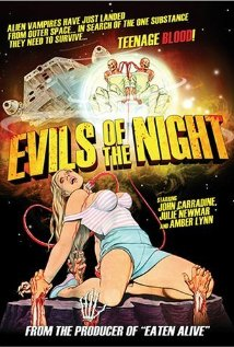 Evils of the Night (1985) cover