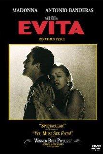 Evita (1996) cover