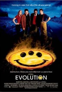 Evolution (2001) cover