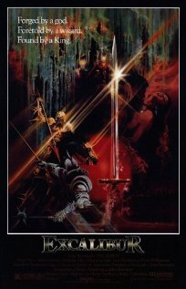 Excalibur (1981) cover