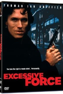 Excessive Force (1993) cover