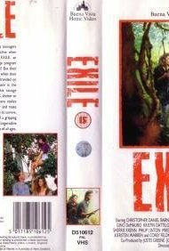 Exile 1990 poster