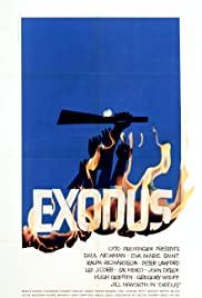 Exodus (1960) cover