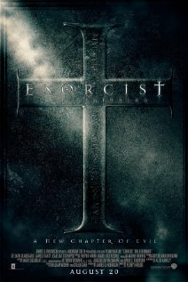 Exorcist: The Beginning (2004) cover