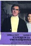 Experiencia prematrimonial (1972) cover