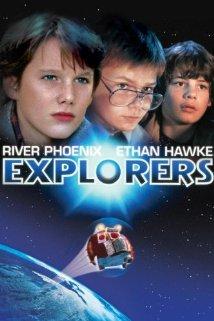 Explorers (1985) cover