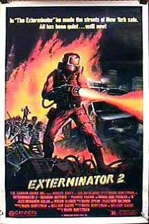 Exterminator 2 (1984) cover