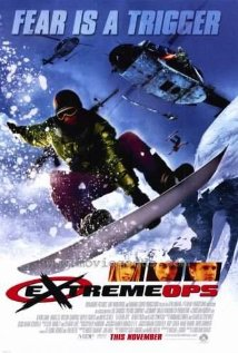 Extreme Ops 2002 poster