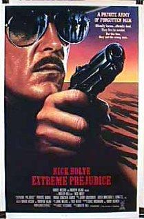 Extreme Prejudice (1987) cover