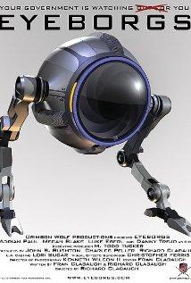 Eyeborgs (2009) cover