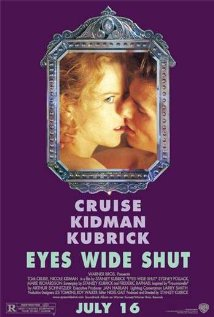 Eyes Wide Shut (1999) cover