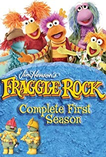 Fraggle Rock 1983 poster