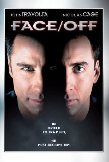 Face/Off (1997) cover
