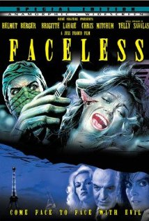 Faceless (1987) cover