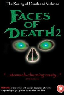 Faces of Death II (1981) cover