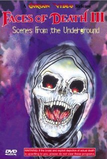 Faces of Death III (1985) cover