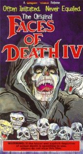 Faces of Death IV (1990) cover