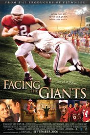 Facing the Giants (2006) cover