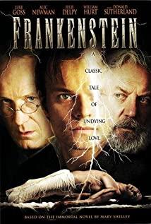Frankenstein (2004) cover