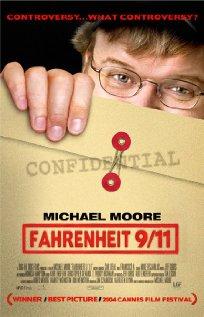 Fahrenheit 9/11 2004 poster