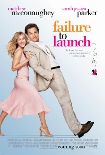 Failure to Launch (2006) cover