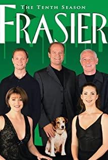 Frasier (1993) cover