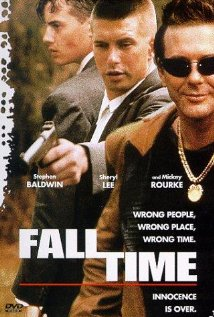 Fall Time (1995) cover