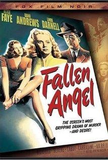 Fallen Angel (1945) cover