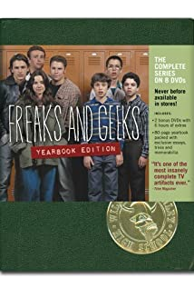 Freaks and Geeks 1999 poster