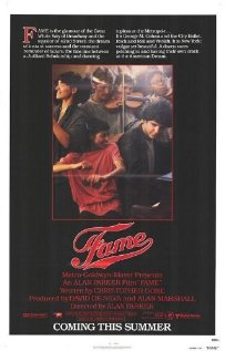 Fame (1980) cover
