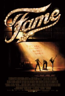 Fame (2009) cover