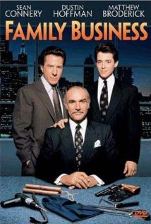 Family Business (1989) cover