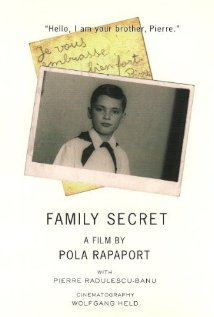 Family Secret (2001) cover