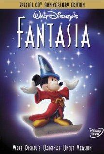 Fantasia (1940) cover