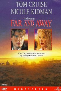 Far and Away (1992) cover